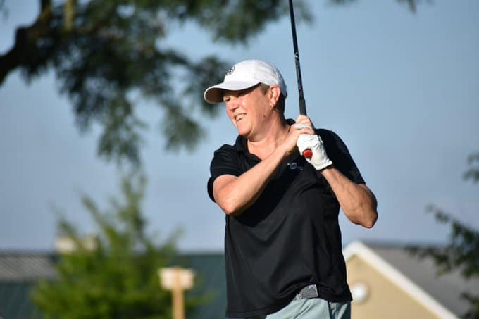 Corey Richardson, 2019 NH Mid-Amateur Champion